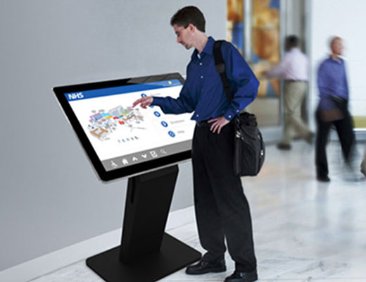 Touch Monitor 55""