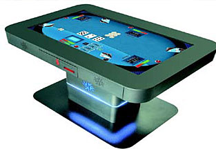 3M Dispersive Signal Technology Enables Innovative Table Gaming Products