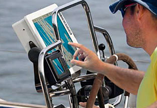 3M Touch Solution Offers Clear Sailing for Marine Navigation Device