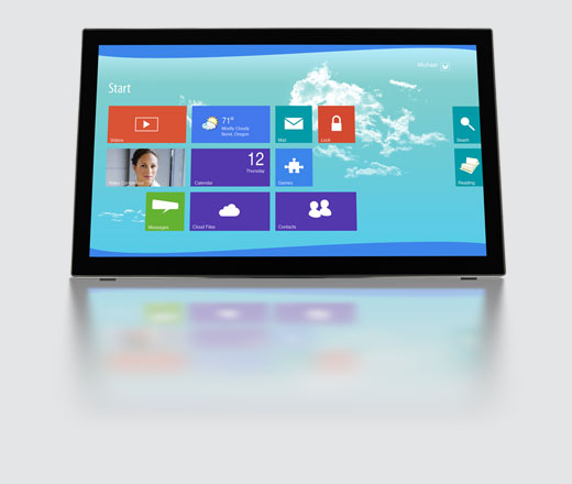 "55.0"" HD/UHD MULTI-TOUCH"