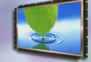 New High Brightness Daylight Readable Touch Screen Monitors