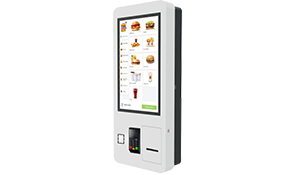 Self Service Touch Screen Kiosk with built-in Windows PC Touch Screen Monitor